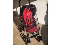 Chicco baby buggy £55