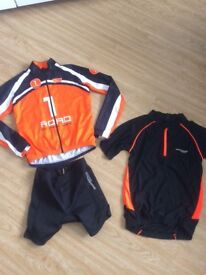 Boys 11/12 years Muddy Fox Cycling Clothes