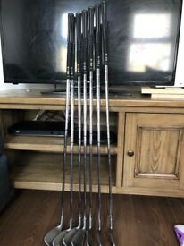 Ping g25 irons £250