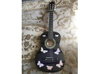 Blue Children's Guitar