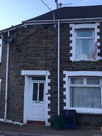 Three Bedroom Mid Terraced House, Glanaman Road, Cwmaman, Aberdare
