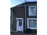 Three Bedroom Mid Terraced House, Glanaman Road, Cwmaman, Aberdare