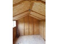 SOLD PENDING COLLECTION 12ft x 8ft shed excellent condition
