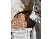 Pea Shingle gravel - ideal for drainage