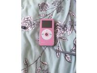Small Pink Video Camera