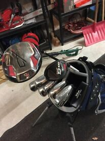 Golf Clubs & Bag for Sale