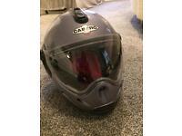 Caberg flip front motorcycle helmet