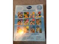 Brand new and sealed set of 12 Disney books