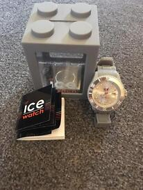 New Grey Ice Watch