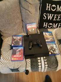 Ps4 4 games swap for xbox one