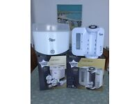Tommee Tippee perfect prep machine & Electric Steam Steriliser for Sale.....