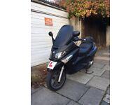 -2008 PIAGGIO XEVO 125cc - £899
