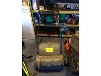 Scarifier - Einhell BG-SA 1231 Dual Purpose Scarifier & Lawn Rake