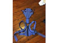 Light Blue Baby Bjorn Baby Carrier