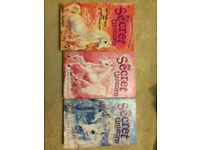 My secret Unicorn girls paperback books 3 books 4 stories