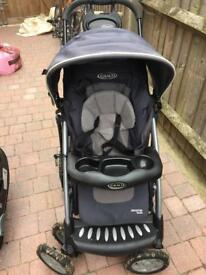 Graco combination push chair
