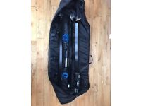 HAGUE K8 BOOM JIB with padded carry bag and 5KG weight