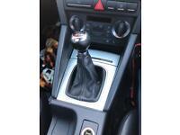 Audi s3 steering wheel, gear knob, air vents