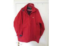 Ladies Red Trespass Coat Size XL