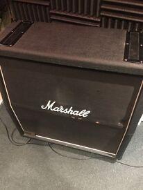 Marshall 1960A 4x12 Angle Cabinet