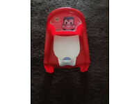 Red Potty (toilet training)