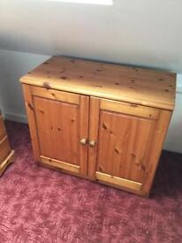 Lovely pine cupboard