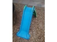 Kids play slide ideal for toddlers