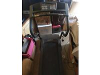 Weslo m6 electric treadmill
