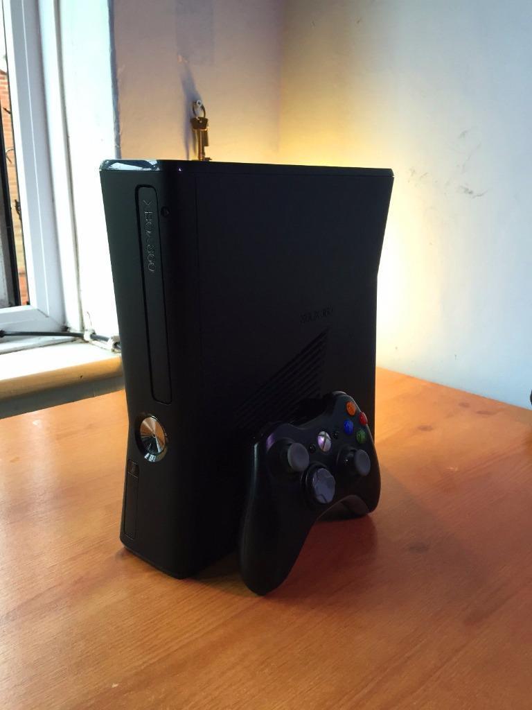 Xbox Slim 4gb Gta 5 Xbox 360 Slim With Gta 5