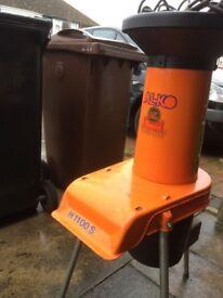 Garden Shredder and Chipper - AL-KO H 1100 S