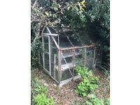 2 green houses FREE TO COLLECT!