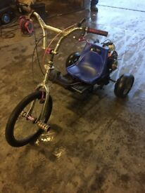 Petrol Drift trike