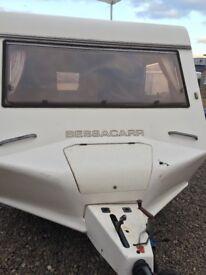 Bessacarr caravan 2 birth