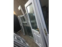 **UPVC DOUBLE GLAZED DOOR**ANGLIAN GLASS**COMPLETE WITH FRAME AND KEY**NO OFFERS**