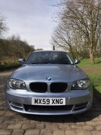 BMW 1 Series Coupe 91k, FSH, 2 Prev. Owners WILL HAVE 12 MONTHS MOT FOR BUYER