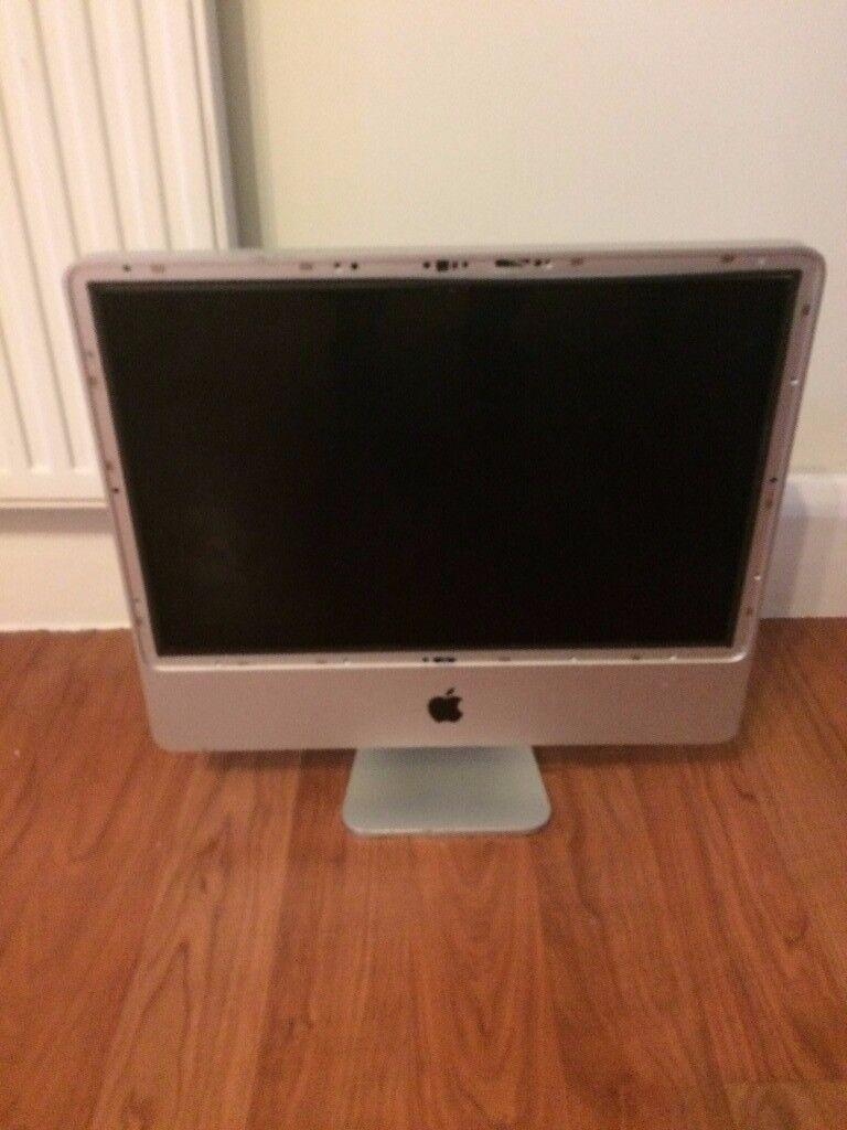 """iMac 20"""" 4GB spare or repair"""