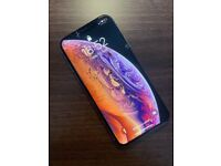 iPhone XS 64GB Silver Unlocked (Front + Back Cracked)