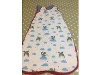 2.5 tog 6-18months sleeping bag