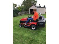 Snapper Ride-on Lawnmower