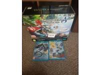 Wii U Premium Pack with Mario Kart, Bayonetta 2 and pokken