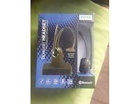 Bluetooth Headset Wireless Hands Free NEW
