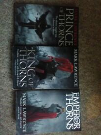 Broken Empire trilogy