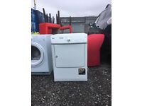 ZANUSSI VENTED DRYER MODEL ZTE7102PZ