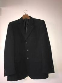 Large men's Florence and Fred large black jacket