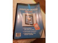A2 Large Size Display Book