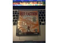 Red Faction Guerrilla PS3 Game