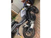 Yamaha, MT 125, 2016, 124 (cc)