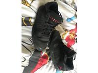 FREE Michael Jordan's kids trainers size 1 and Adidas school bag