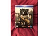 Walking Dead Season 1-4 Blu Ray