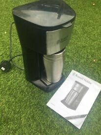 Russell Hobbs Brew & Go coffee machine in the box